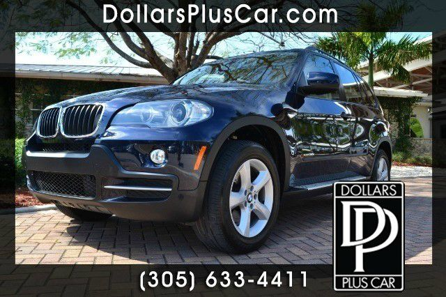 2009 BMW X5 XDRIVE30I blue bmw x5 is the perfect choice this suv is equipped with the sports-pack