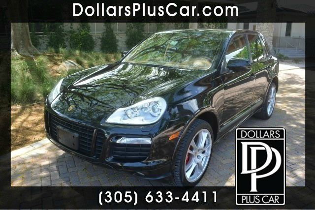 2010 PORSCHE CAYENNE GTS TIPTRONIC AWD 4DR SUV black dollars plus car truly has the best prices
