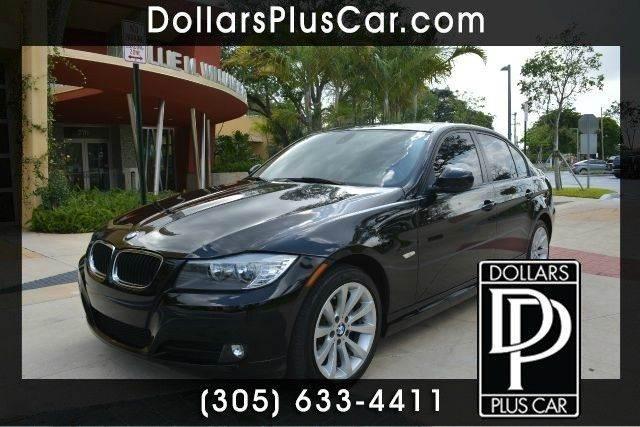 2011 BMW 3 SERIES 328I 4DR SEDAN black dollars plus car truly has the best prices   average mark