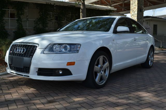 2008 AUDI A6 32 WITH TIPTRONIC white we have financing available for all yours financial needs