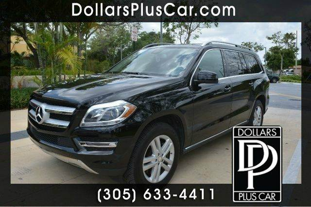 2013 MERCEDES-BENZ GL-CLASS GL450 AWD 4MATIC 4DR SUV black dollars plus car has the best prices a