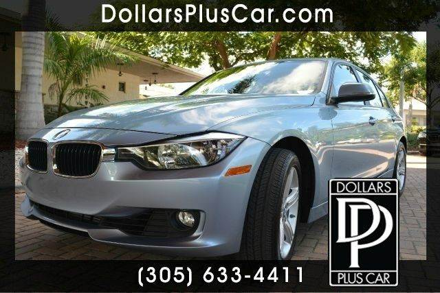 2012 BMW 3 SERIES 328I 4DR SEDAN light blue dollars plus car truly has the best prices   average
