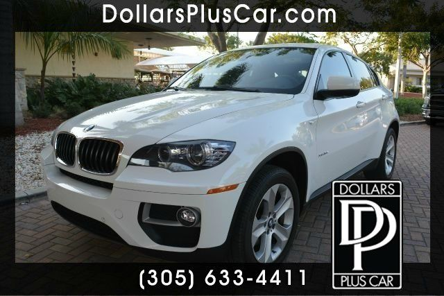 2013 BMW X6 XDRIVE35I AWD 4DR SUV white dollars plus car truly has the best prices     market pr