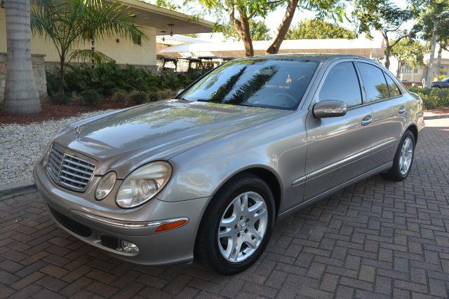 2004 MERCEDES-BENZ E-CLASS E320 4DR SEDAN sand dollars plus car truly has the