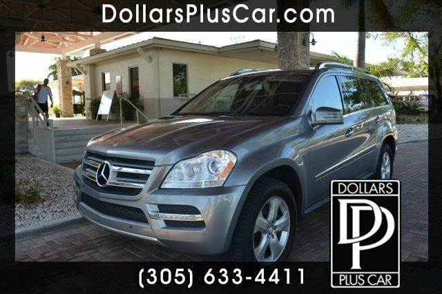 2012 MERCEDES-BENZ GL-CLASS GL450 AWD 4MATIC 4DR SUV gray dollars plus car has the best prices an
