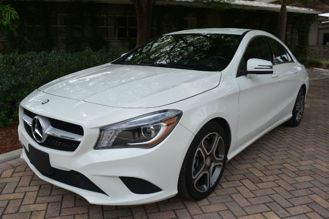 2014 MERCEDES-BENZ CLA-CLASS CLA250 4DR SEDAN white dollars plus car truly has the lowest prices
