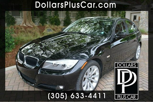 2011 BMW 3 SERIES 328I 4DR SEDAN NAVI black dollars plus car truly has the best prices   average