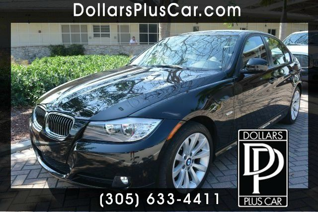 2011 BMW 3 SERIES 328I 4DR SEDAN black dollars plus car truly has the best prices   average mark