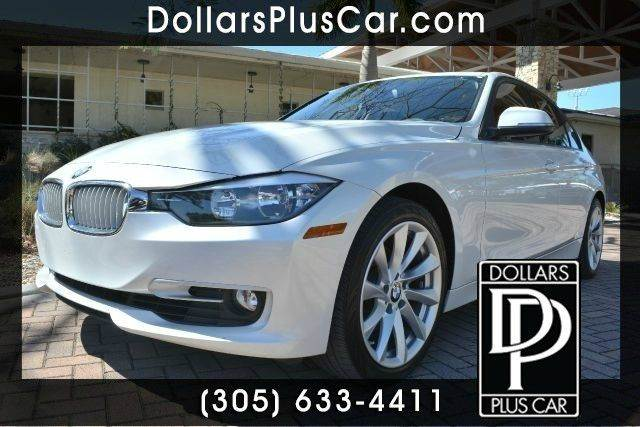 2013 BMW 3 SERIES 328I 4DR SEDAN mineral white dollars plus car truly has the best prices   avera