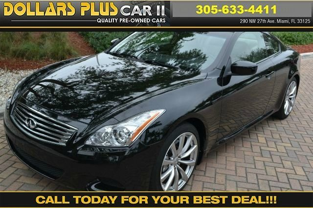 2008 INFINITI G37 SPORT black dollars plus car ii is pleased to present this beautiful 2008 infini