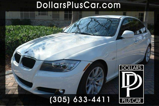 2011 BMW 3 SERIES 328I 4DR SEDAN SA white dollars plus car truly has the best prices   average m