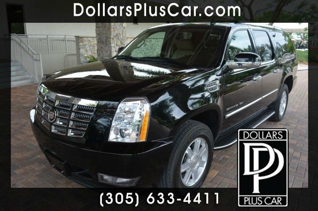 2010 CADILLAC ESCALADE ESV BASE AWD 4DR SUV black dollars plus car truly has the best prices  mar