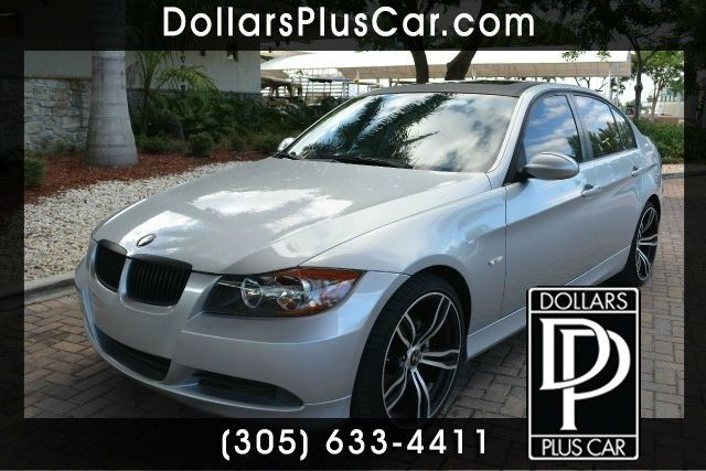 2007 BMW 3 SERIES 328I 4DR SEDAN gray dollars plus car truly has the best prices   average market