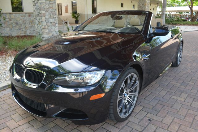2011 BMW M3 BASE M3 2DR CONVERTIBLE