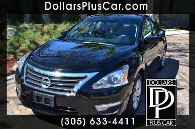 2013 NISSAN ALTIMA 25 S black dollars plus car truly has the best prices   markets price for th