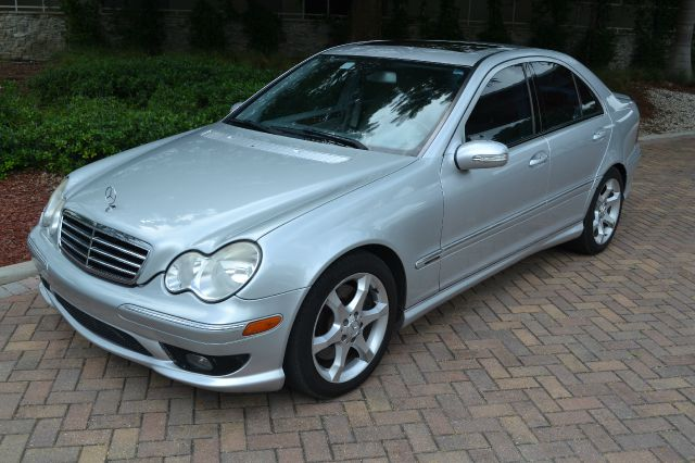 2007 MERCEDES-BENZ C-CLASS C230 SPORT SEDAN silver we have financing available for all yours finan