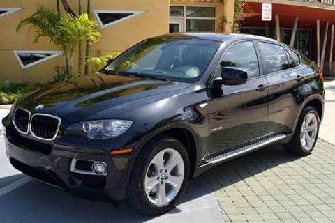 2013 BMW X6 for sale in Miami, FL