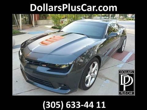 2015 Chevrolet Camaro For Sale Miami Fl Carsforsale Com