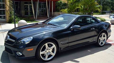 2011 Mercedes-Benz SL-Class for sale in Miami, FL