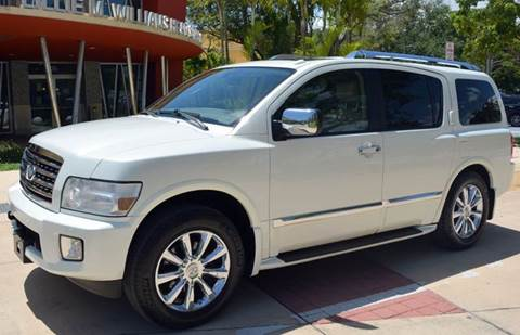 2010 Infiniti QX56 for sale in Miami, FL