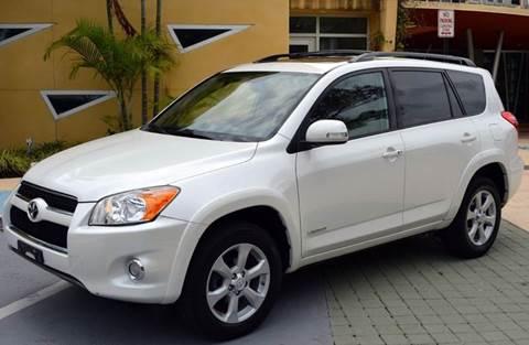 2012 Toyota RAV4 for sale in Miami, FL