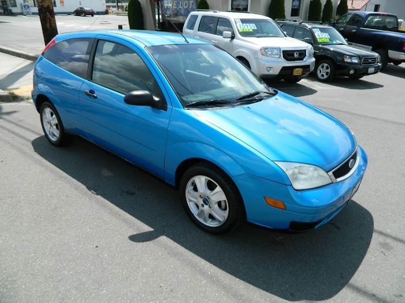 2007 ford focus zx3 se 2dr hatchback in monroe wa the lot. Black Bedroom Furniture Sets. Home Design Ideas