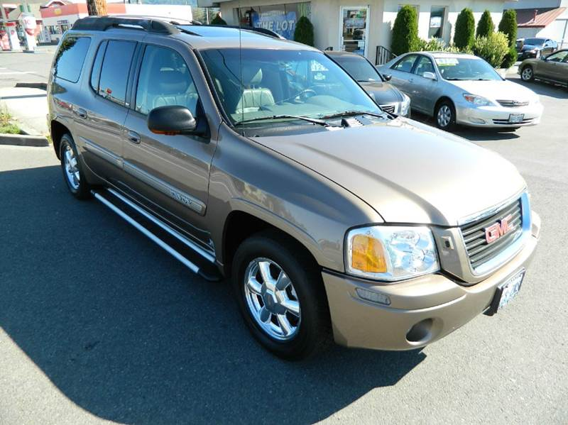 2003 gmc envoy xl slt 4wd 4dr suv in monroe wa the lot. Black Bedroom Furniture Sets. Home Design Ideas