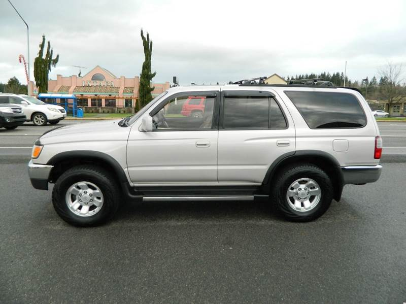 1997 toyota 4runner sr5 4dr 4wd suv in monroe wa the lot. Black Bedroom Furniture Sets. Home Design Ideas