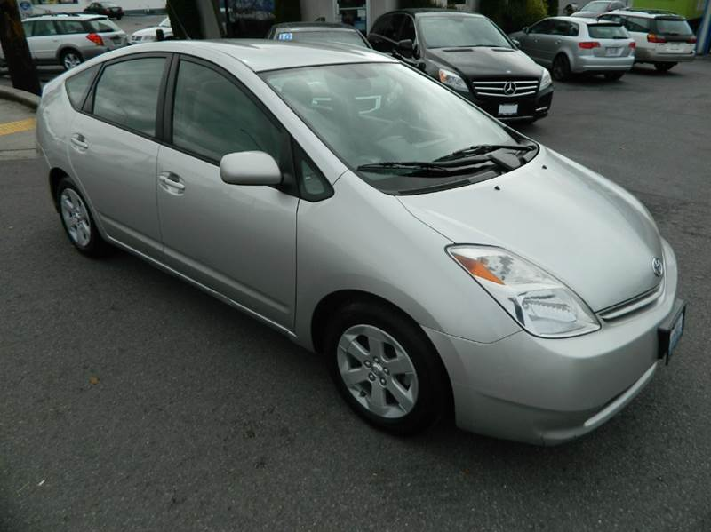 2005 toyota prius 4dr hatchback in monroe wa the lot. Black Bedroom Furniture Sets. Home Design Ideas