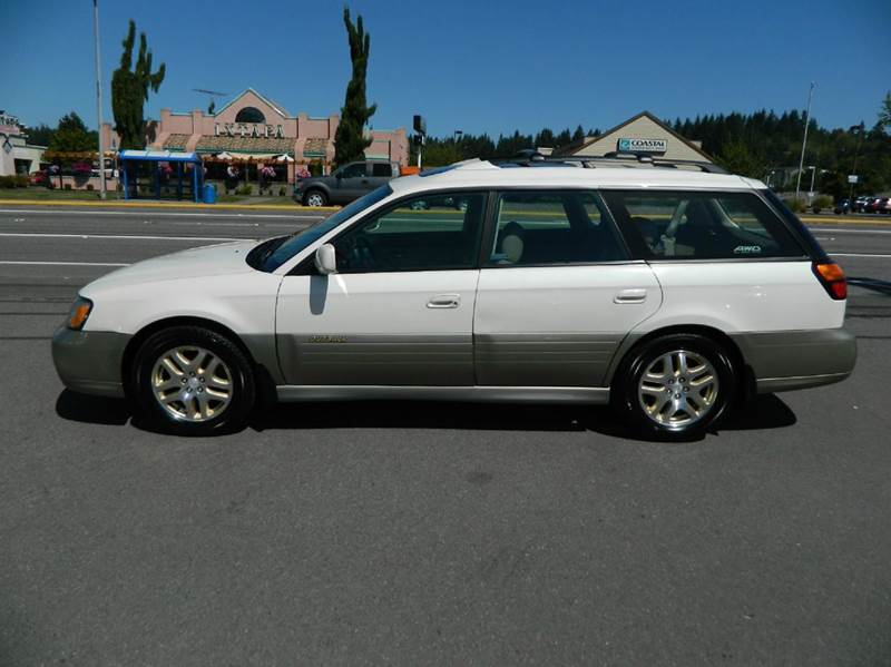2002 subaru outback limited awd 4dr wagon in monroe wa. Black Bedroom Furniture Sets. Home Design Ideas