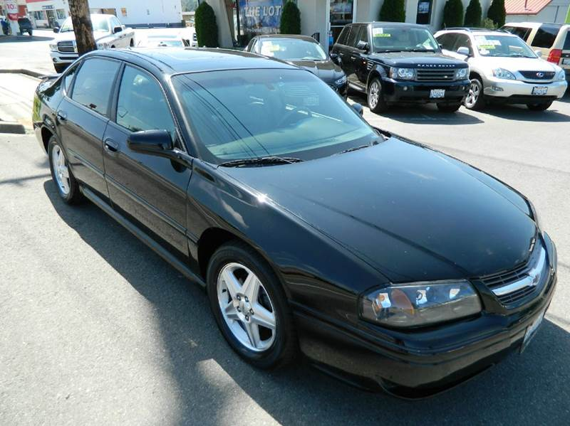 2004 chevrolet impala ss supercharged 4dr sedan in monroe wa the lot. Black Bedroom Furniture Sets. Home Design Ideas