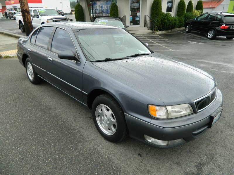 1998 infiniti i30 touring 4dr sedan in monroe wa the lot. Black Bedroom Furniture Sets. Home Design Ideas