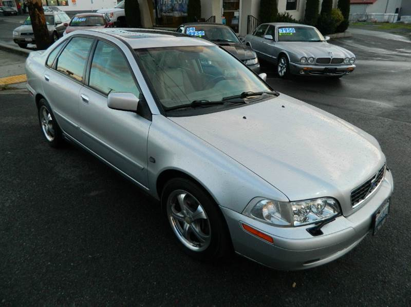 2003 volvo s40 4dr turbo sedan in monroe wa the lot. Black Bedroom Furniture Sets. Home Design Ideas