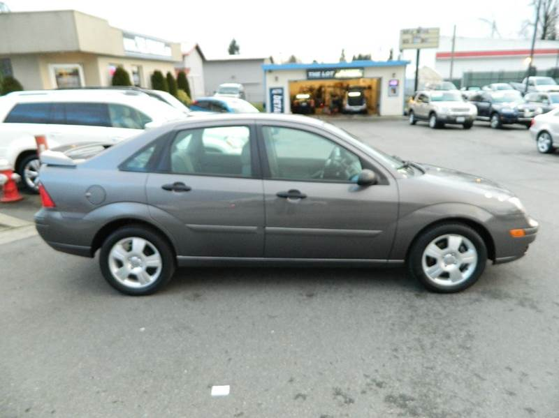2007 ford focus zx4 ses zx4 ses 4dr sedan in monroe wa. Black Bedroom Furniture Sets. Home Design Ideas