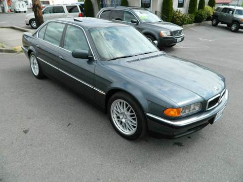 1999 BMW 7 Series