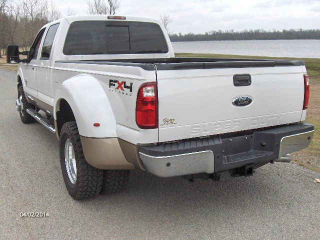 2011 Ford F-350