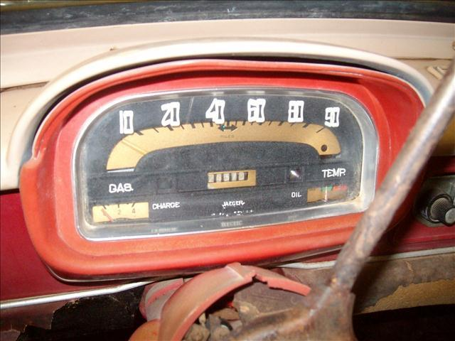 1962 Renault Caravelle Convertiable - LINDEN NJ