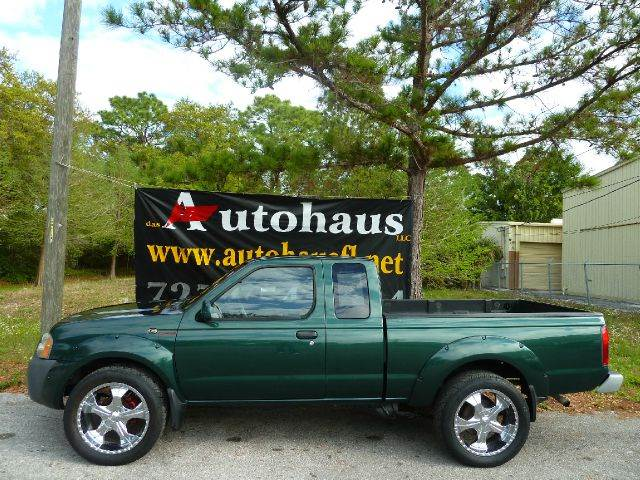 2001 nissan frontier sc 2dr king cab v6 2wd in clearwater. Black Bedroom Furniture Sets. Home Design Ideas
