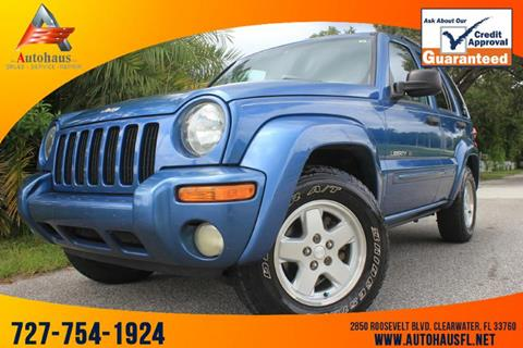 2003 Jeep Liberty for sale in Clearwater, FL