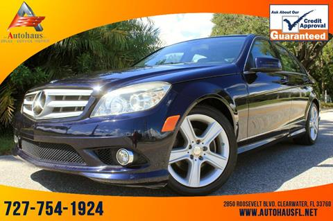2010 mercedes benz c class for sale in florida for Mercedes benz clearwater fl