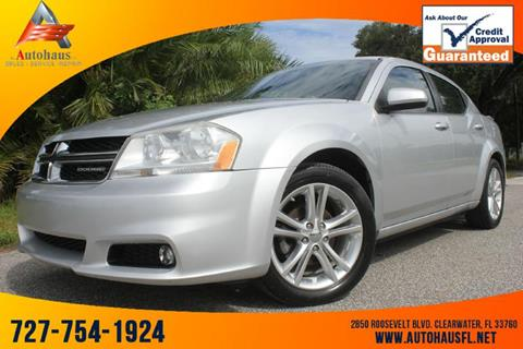 2011 Dodge Avenger for sale in Clearwater, FL