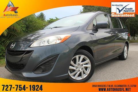 2012 Mazda MAZDA5 for sale in Clearwater, FL