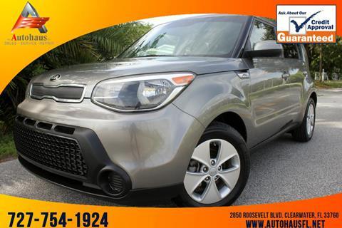 2015 Kia Soul for sale in Clearwater, FL