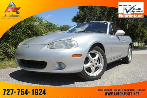 2002 Mazda MX-5 Miata for sale in Clearwater, FL