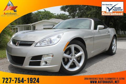 2009 Saturn SKY for sale in Clearwater, FL