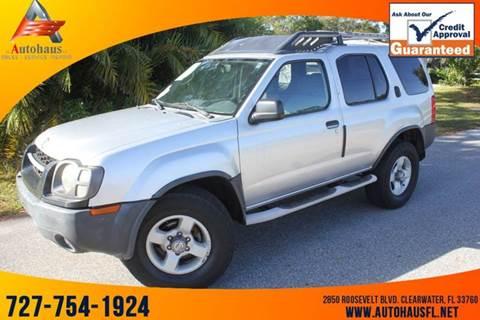 2004 Nissan Xterra for sale in Clearwater, FL