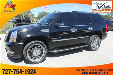 2007 Cadillac Escalade for sale in Clearwater, FL