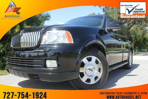 2006 Lincoln Navigator for sale in Clearwater, FL