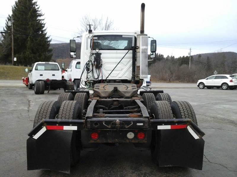 2012 International 8600 SBA 6X4 Trans Star - Bath NY