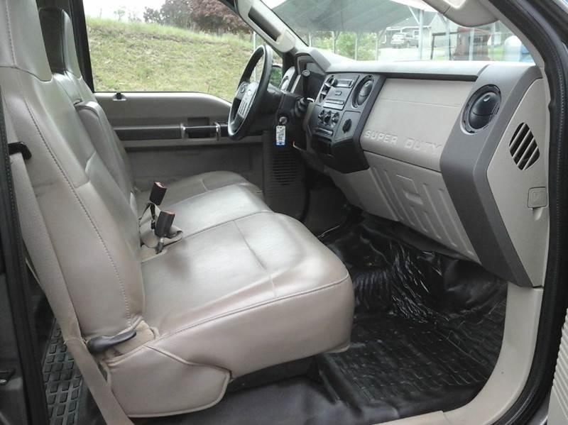 2008 Ford F-250 Super Duty XL 4dr Crew Cab 4WD SB - Bath NY